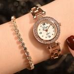 3-pi-ces-ensemble-de-luxe-de-mode-Simple-cadran-en-acier-bande-montre-femmes-pleine