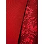 S-5XL-2020-printemps-grande-taille-l-gant-dentelle-Patchwork-robe-femmes-solide-moulante-rouge-f