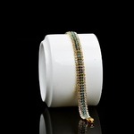 XZP-luxe-bleu-AAA-romain-cristal-Bracelet-pour-mariage-argent-Bracelet-breloque-strass-femmes-bracelets-bijoux