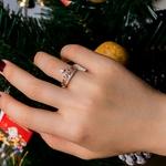 UMODE-couronne-anneaux-pour-femmes-zircon-cubique-or-Rose-promesse-anneaux-mode-luxe-mariage-fian-ailles