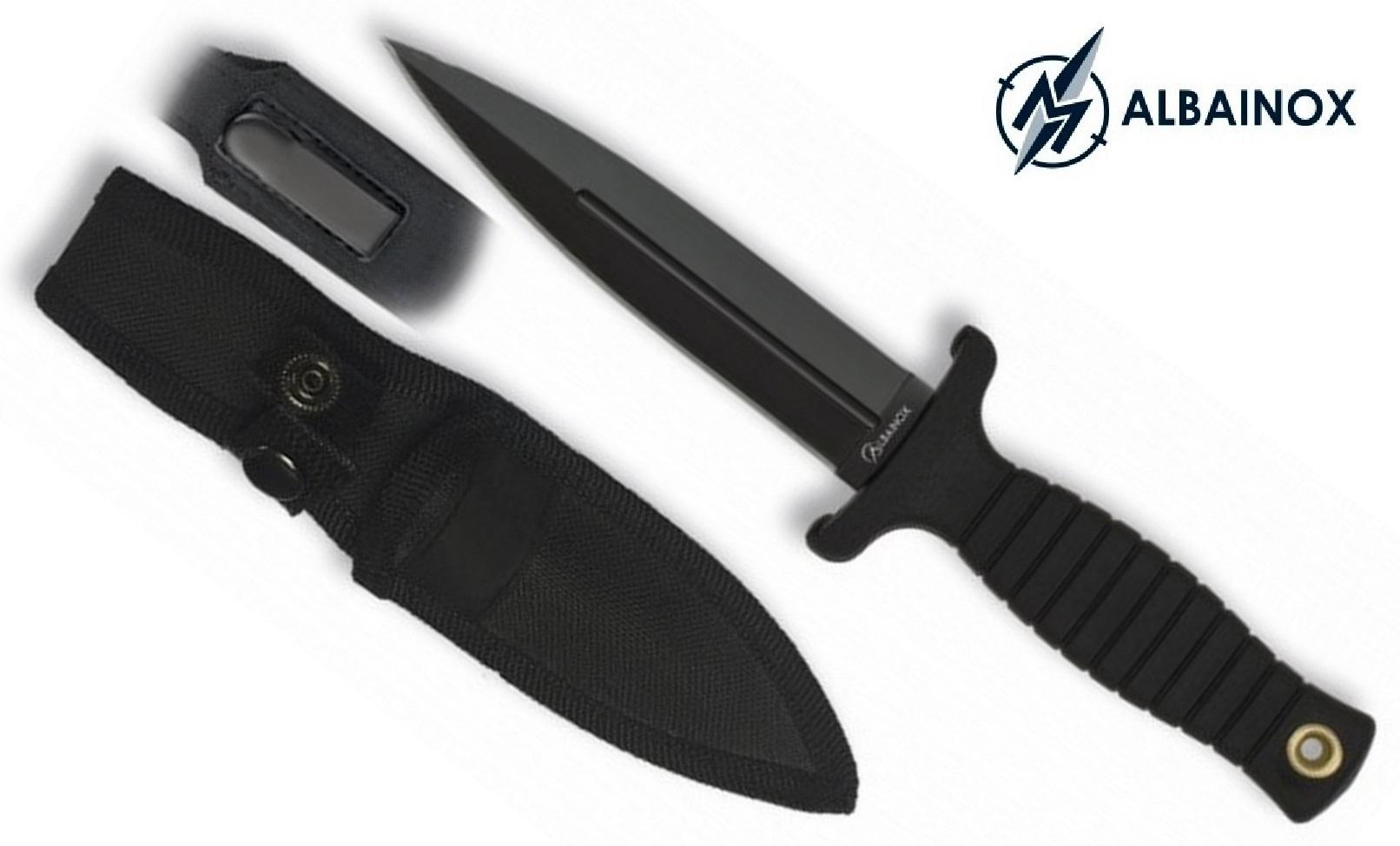 Dague couteau de botte 17,5cm compact - ALBAINOX