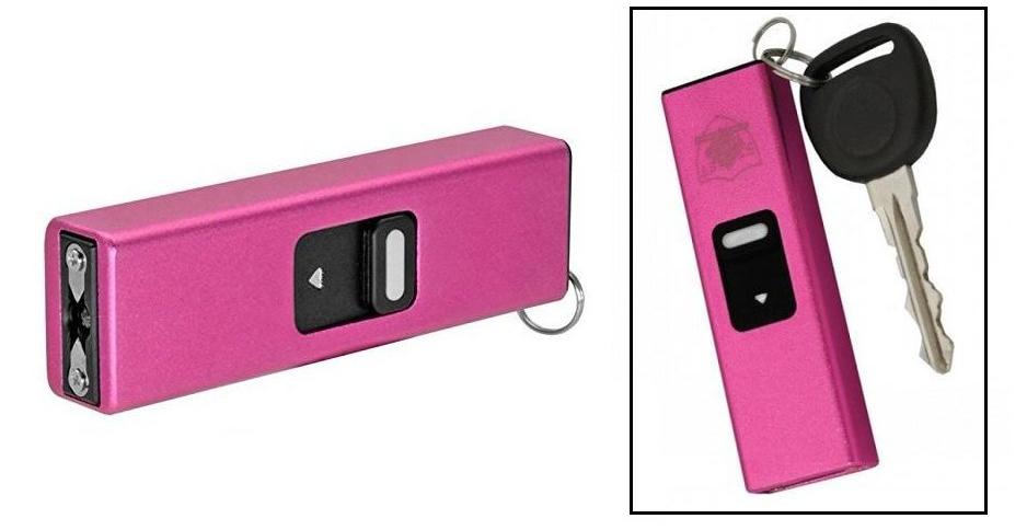 Taser shocker 8,5cm recharge USB - Tazer 3 500 000 volts !