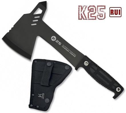 Hachette hache tactique 31cm titane - K25 de RUI