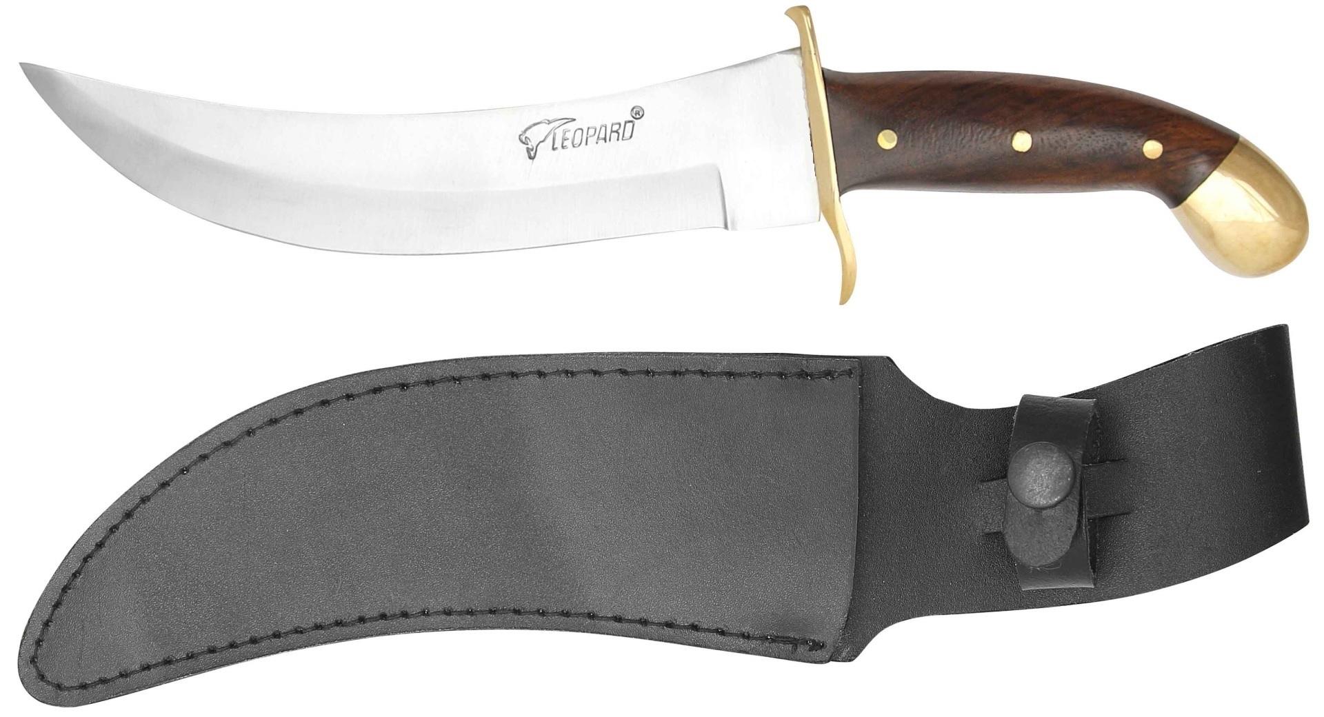 Poignard Kalpan 31cm style dague - Bois et laiton