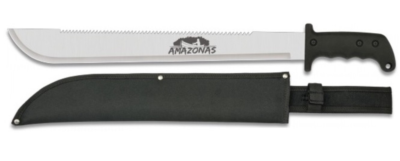 Machette de survie 60cm AMAZONAS coupe-coupe