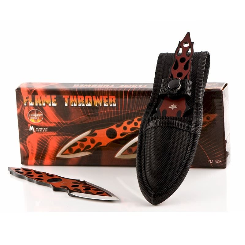 flame-throwing-knives
