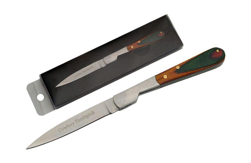 Couteau pliant 12cm Cowboy - CB2071