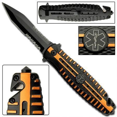 Couteau pliant Emergency urgence - AZ934