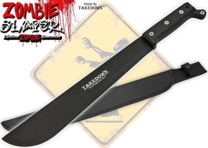 Machette Takedown 45cm Zombie full tang - HK8