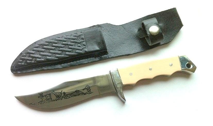 Poignard du chasseur, couteau chasse - P1030