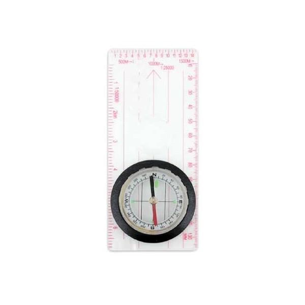 Boussole avec lentille grossissante - VA6043