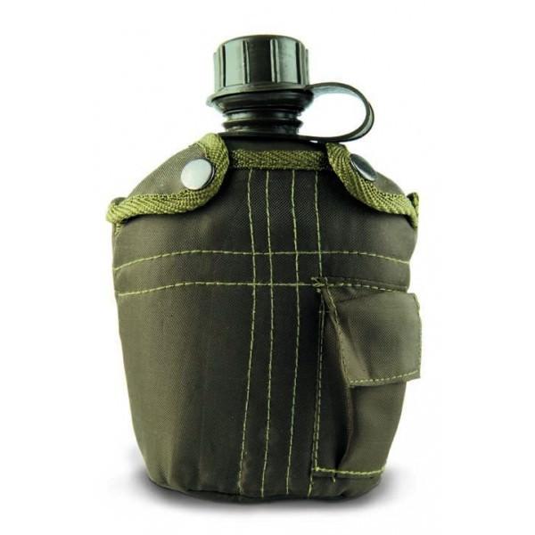 Gourde militaire 1L - vert VO4015