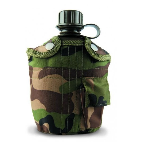 Gourde militaire 1L - camouflage VO4015MM