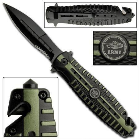 couteau de poche americain