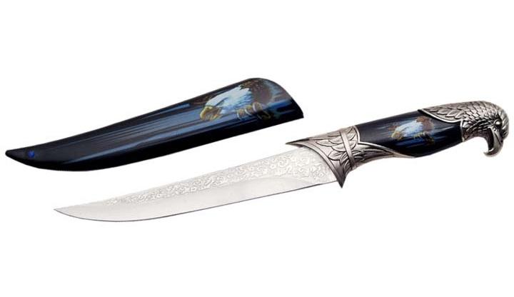 Couteau aigle USA, dague - EG484