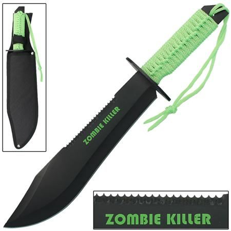 Poignard Zombie Killer 38cm - Couteau WG946
