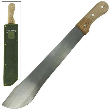 Machette 58,5cm bolo full tang - MAT6