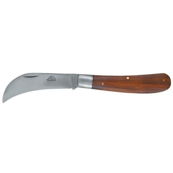 Couteau serpette 18cm, bois palissandre - C13