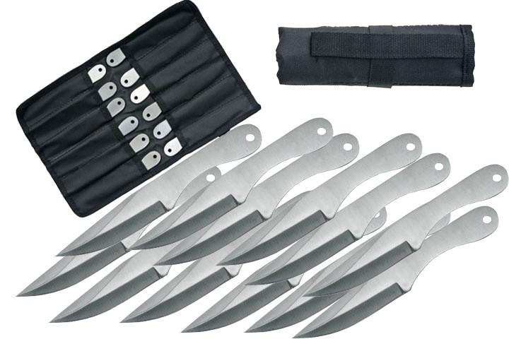 couteau lancer