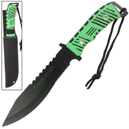 Poignard Killer 33,5cm Zombie - Couteau CH0117