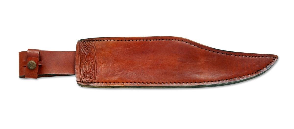 Grand étui en cuir 45,5cm - Gaine pour poignard