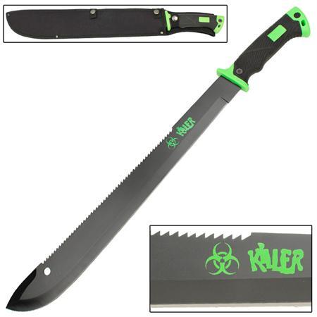 Machette Zombie Killer bolo 60,5cm - CH0092