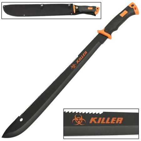 Machette Zombie Killer bolo 60,5cm - CH0093