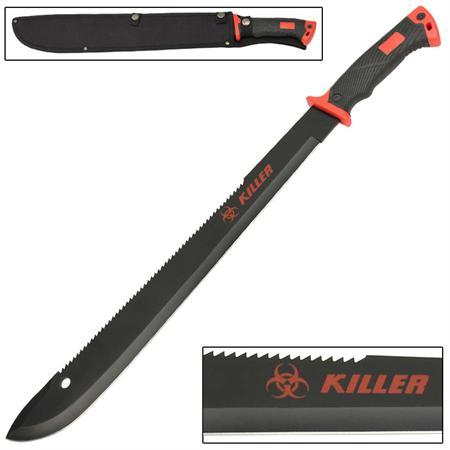 Machette Zombie Killer bolo 60,5cm - CH0094