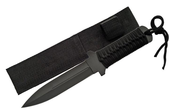 Dague 26,5cm tactique full tang - P0846