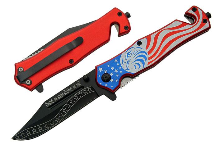 Couteau pliant United 21cm - S893F