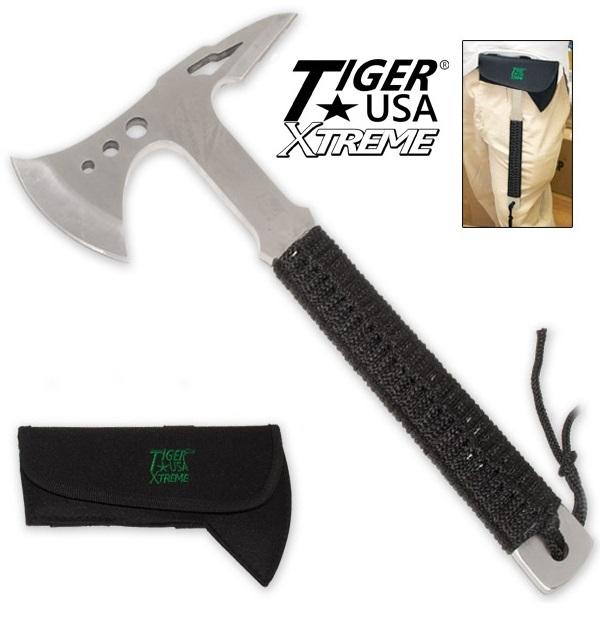Hachette métal 38,5cm - hache Tiger USA Xtreme