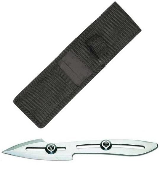 Couteau 20cm + équilibrage - arme jet de lancer 2