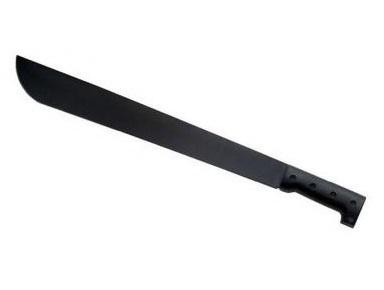 Machette de jungle noire 57cm