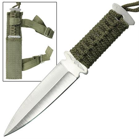 Dague 17cm + étui fixation bras