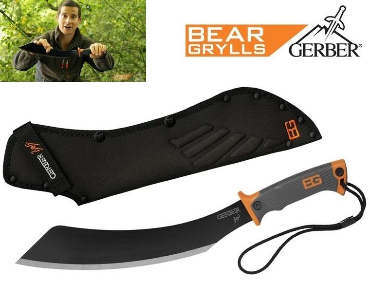 Machette Parang GERBER Bear Grylls