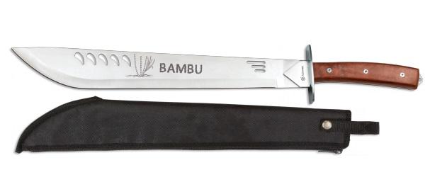 Machette Bambou 60cm full tang - Albainox