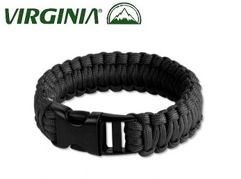 bracelet-paracorde-noir-vo8191blk