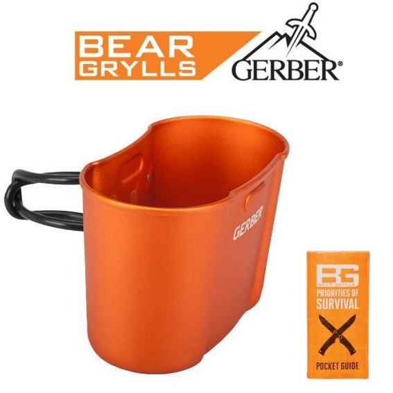 Tasse militaire - GERBER de Bear Grylls