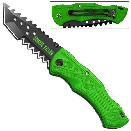 Couteau Zombie Killer tanto 19,5cm