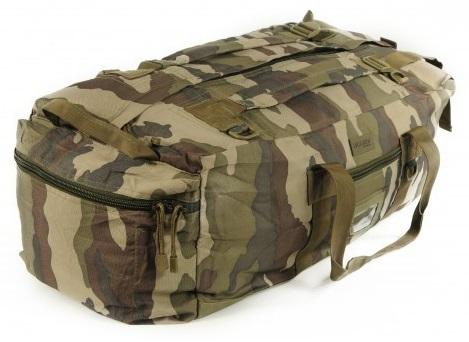 Sac de transport 90 LT camouflage CE