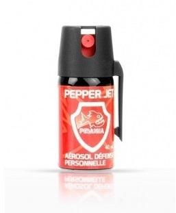 Bombe lacymogène gel poivre - 40 ML