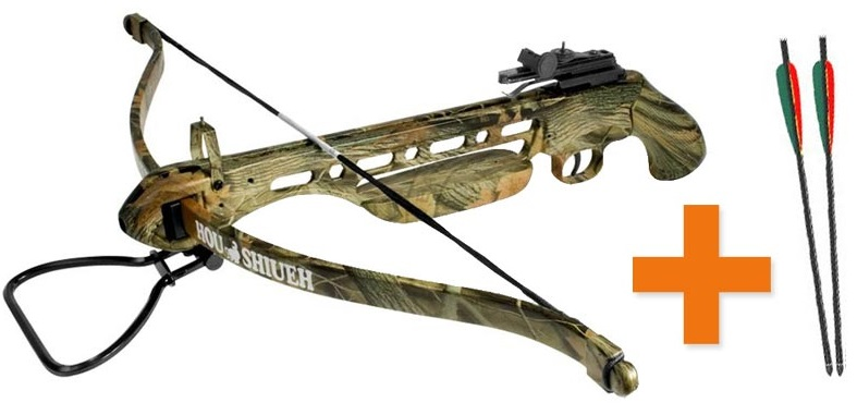 Pistolet arbalète CF121 cam - 150 Lbs