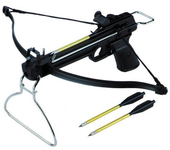 Pistolet Arbalète CF115 Shoot Again - 50 Lbs