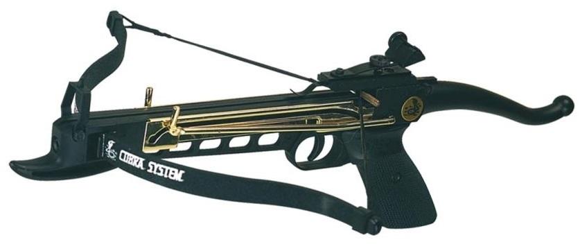 Pistolet arbalète CF101 Shoot Again - 80 Lbs