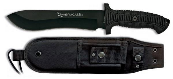 Poignard Yacare2 tactique 32cm - Albainox