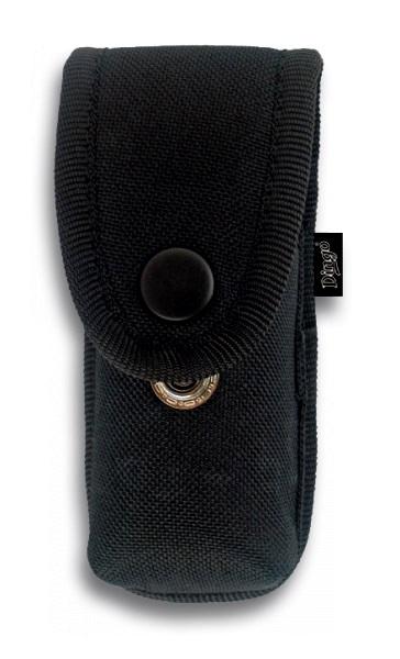 Etui noir 12,5cm - couteau, gaine, fourreau, housse
