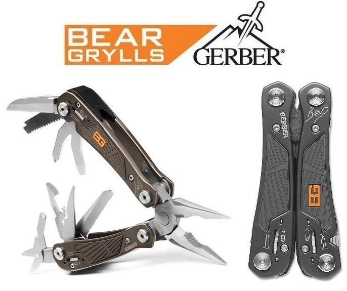 Pince multifonction Ultimate Multi-Tool - GERBER Bear Grylls