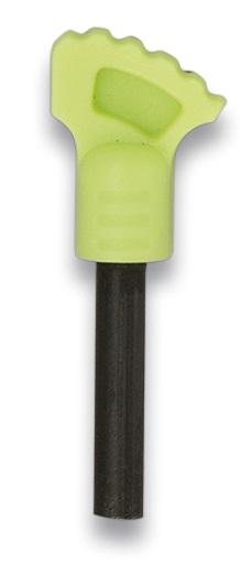 Allume feu compact 4,3cm vert - Pierre fire-starter