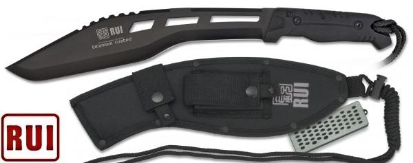 Machette rui 44cm titane full tang tactique machettes - Achat machette coupe coupe ...