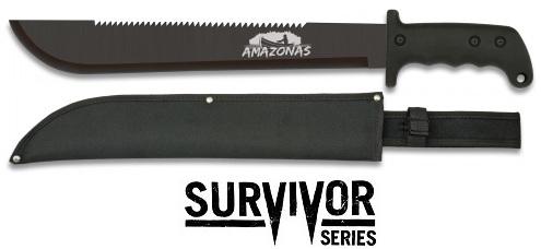 Machette de survie 51cm amazonas machettes - Achat machette coupe coupe ...